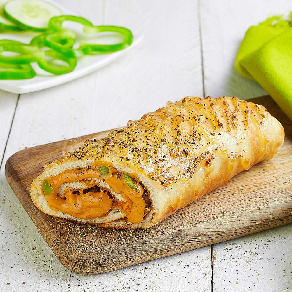 CHILLI GARLIC ROLL